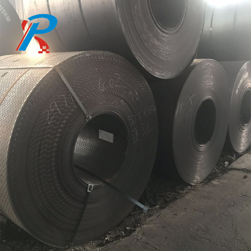 Q235 hot rolled steel coils