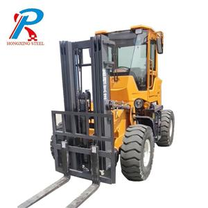 How to choose electric forklifts and diesel forklifts?