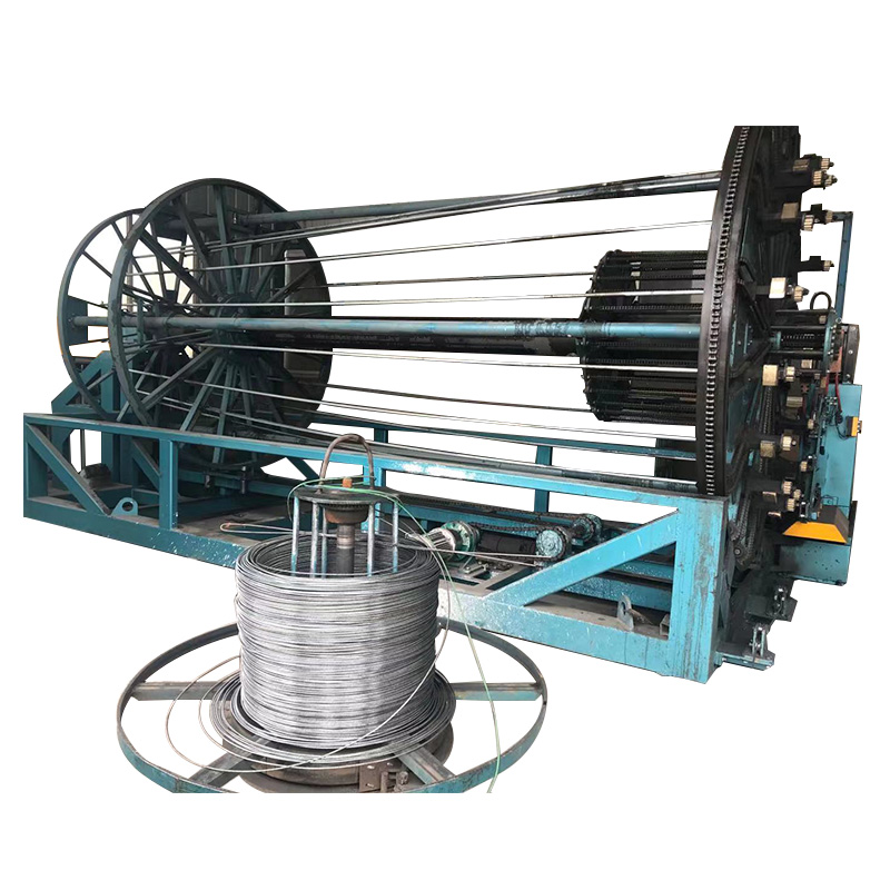 Roll welding machine
