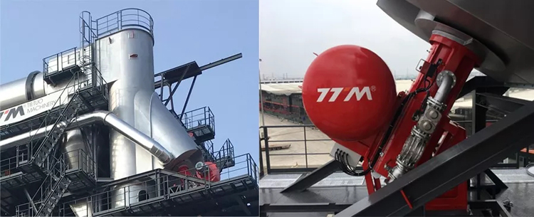 TTM New Equipment Exhibits Are In The Bauma Exhibition