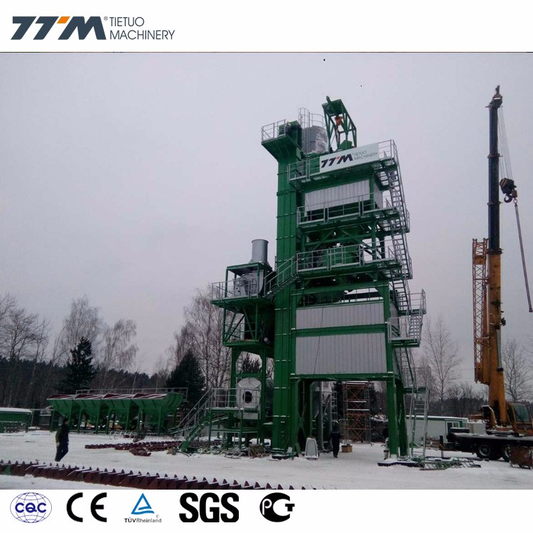Supply Mixed Asphalt Batching Plant