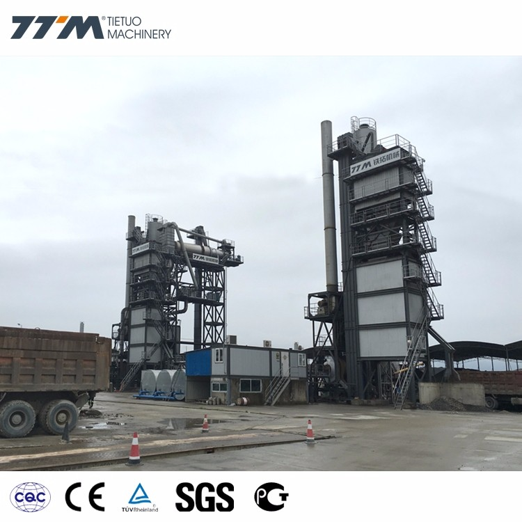 Top Qualit Road Construction Asphalt Mixing Plant