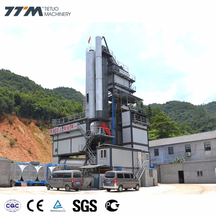 Asphalt Mixing Bitumen Equipment