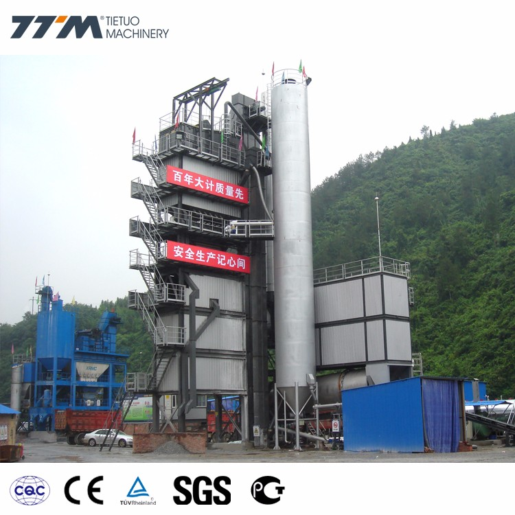 High Quality Asphalt Mixing Plants
