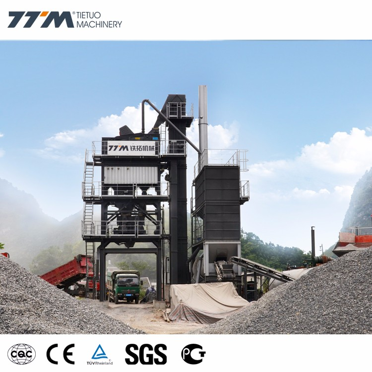 asphalt batching machine