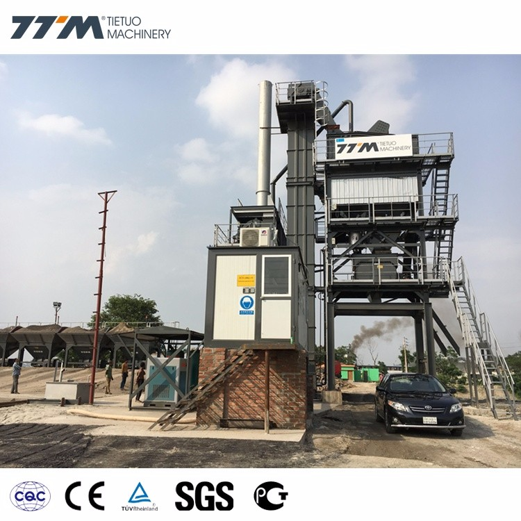 Top Quality Mixer Plant