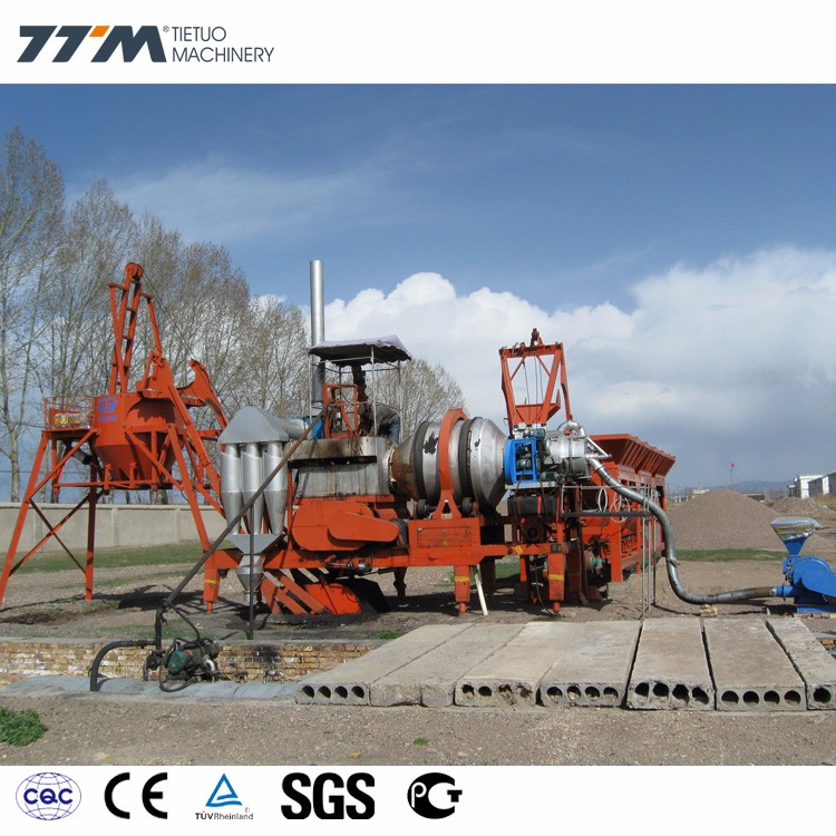 portable asphalt mixer plant manufacturers