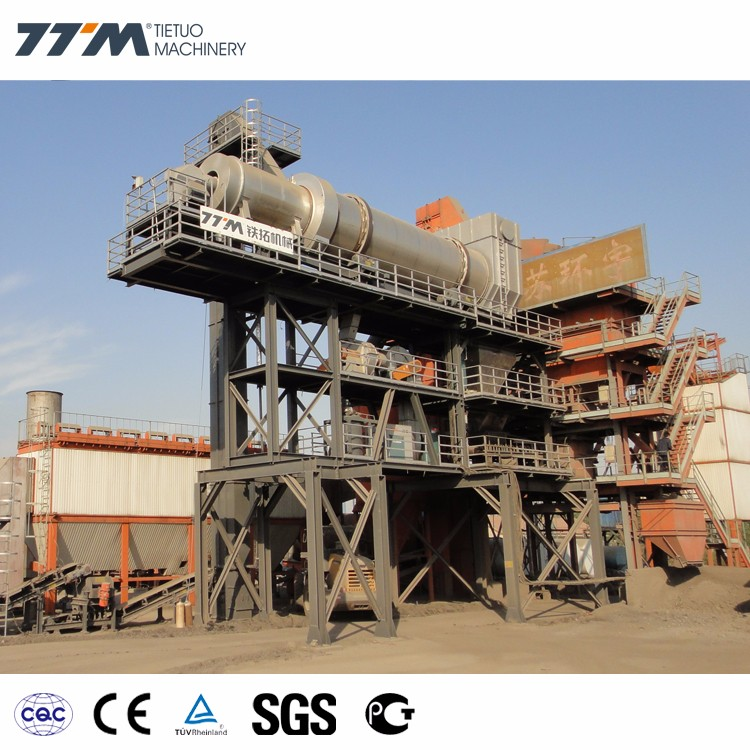 Rap Bitumen Equipment In China