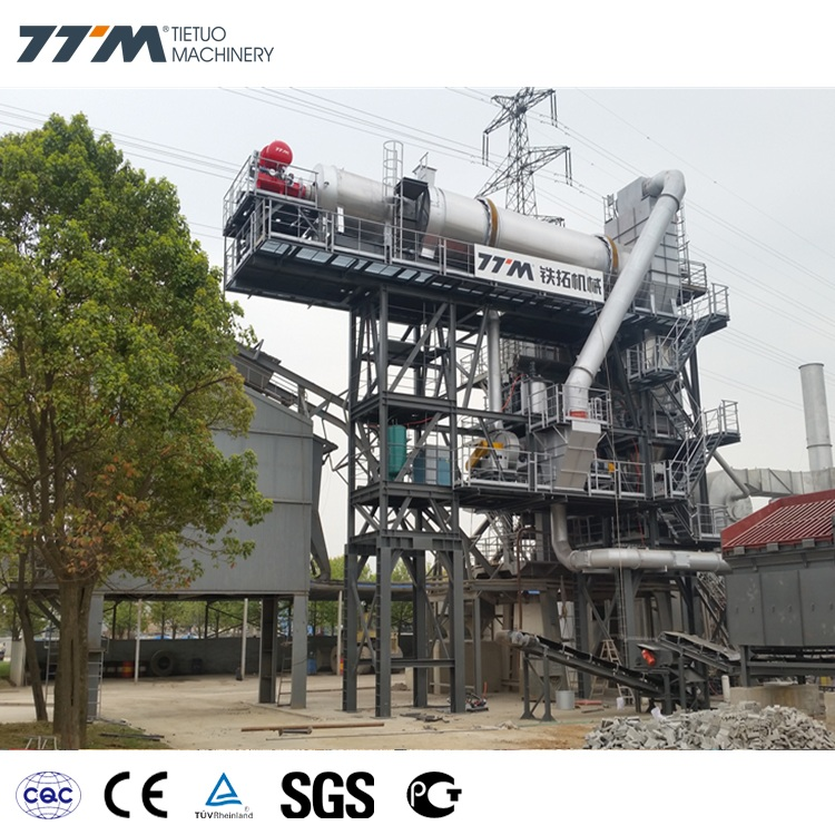 RAP Asphalt Mixing Plants