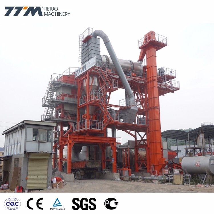 Recycle Hot Mixing Plant