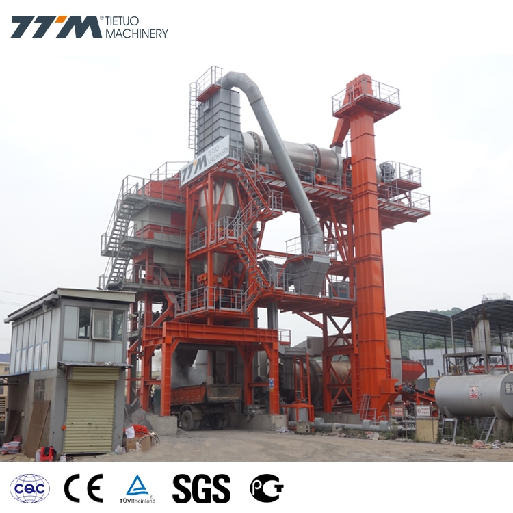 Recycling Hot Mixing Plant