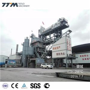 Asphalt Hot Recycling Mixing Plant
