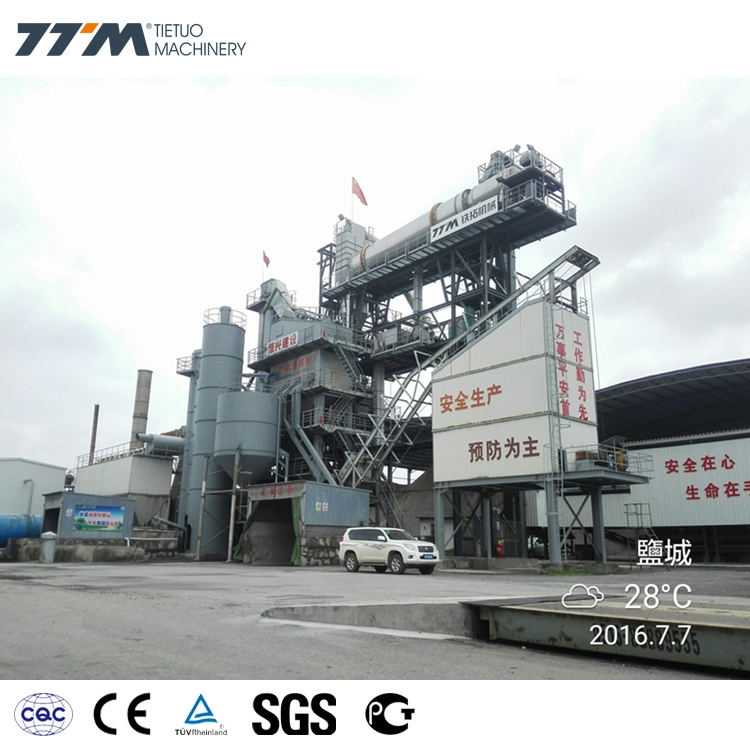 Recycling Mixing Plant