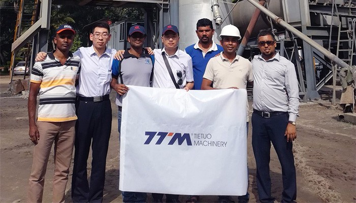 TTM Cashing the Promise with the Action for Overseas Customers-Sri Lanka User Care Activity