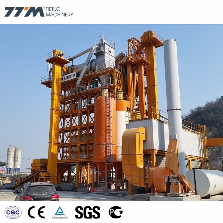 Recycled Asphalt Mixing Plant