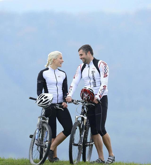 Kerékpáros viselet