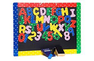 Larger Size Wooden Chalkboard For Kids