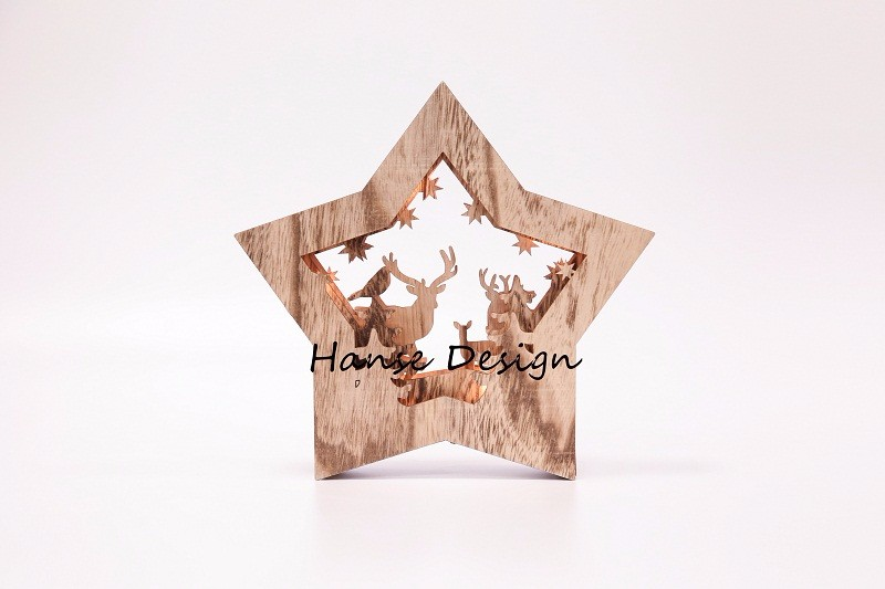 Christmas wooden table top decoration with LED light Manufacturers, Christmas wooden table top decoration with LED light Factory, Supply Christmas wooden table top decoration with LED light