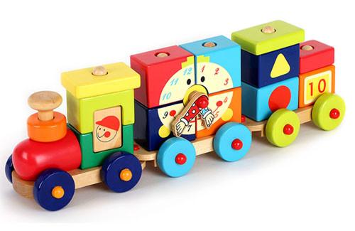 Wooden Train blocks Manufacturers, Wooden Train blocks Factory, Supply Wooden Train blocks