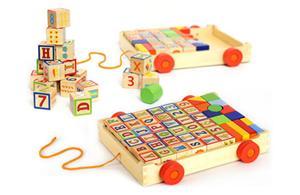 Wooden Letter blocks