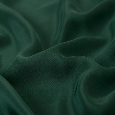 16 mm de soie en crêpe de Chine