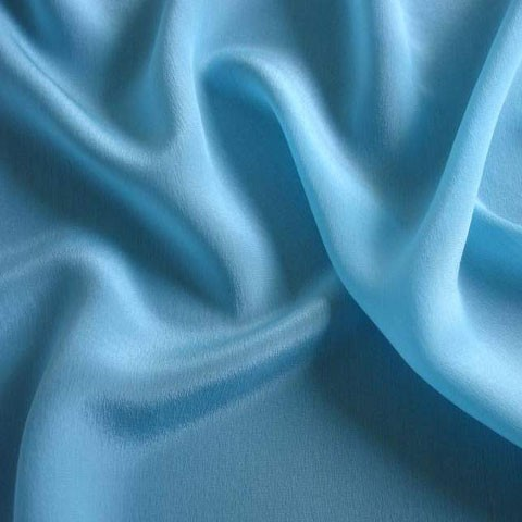 12 Mm De Seda Crepe De Chine
