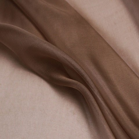 Mousseline de soie 12 mm