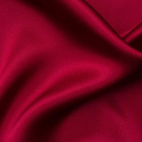 Satin de soie élastique de 16 mm