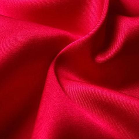 Twill de seda elástica de 23mm