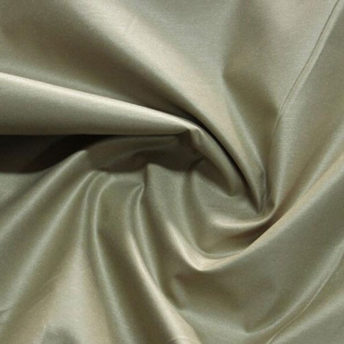 Silk Cotton Satin Blended Fabric
