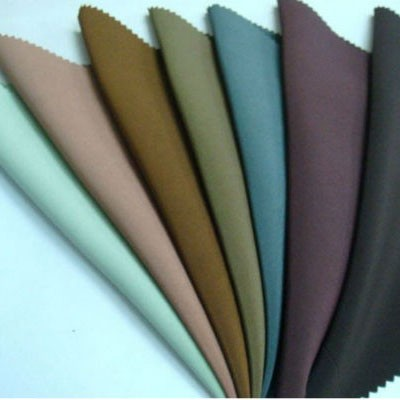 30% Silk+70% Viscose Blended Fabric