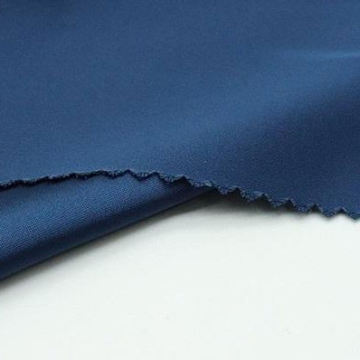 27%silk+73%Acetate Blended Fabric