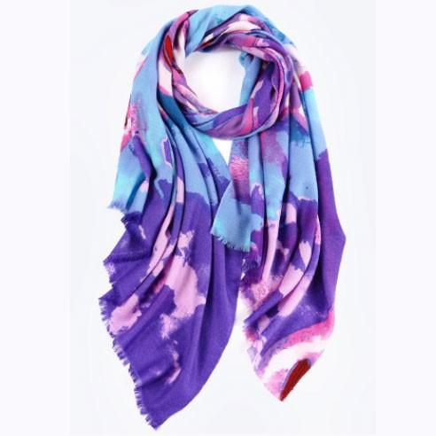 70*180 Cm 100% Wool Scarf