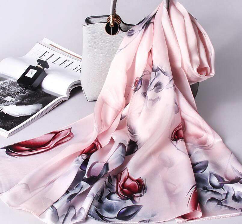 12mm Silk Satin Scarf