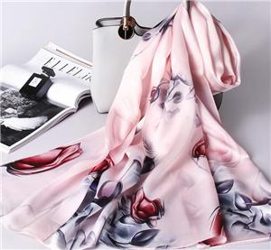 12mm Silk Satin Scarf