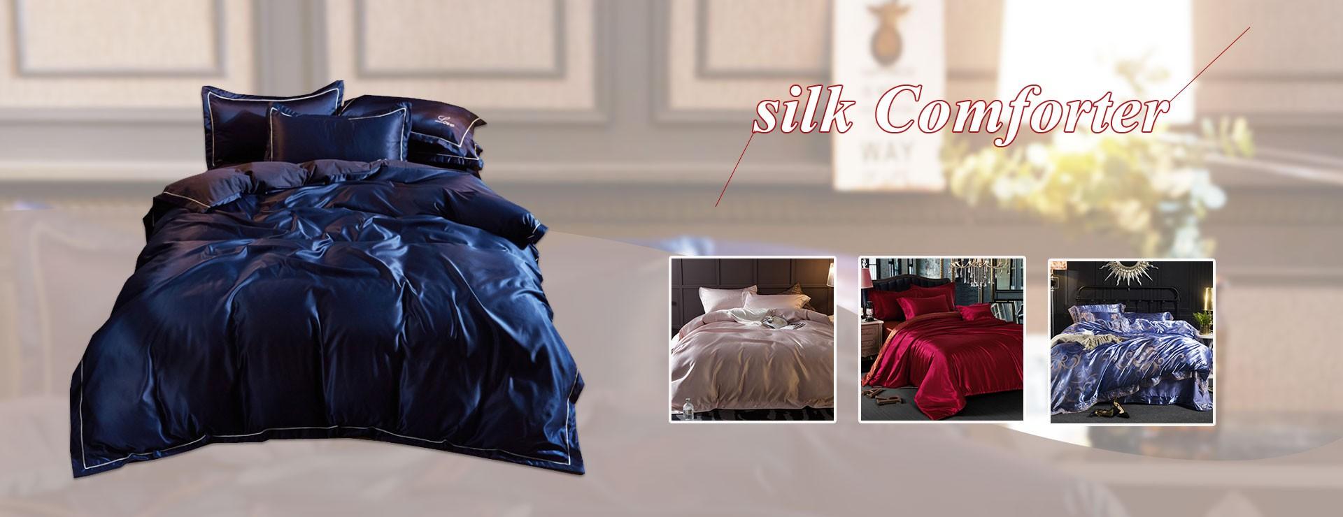 Cobertor De Seda