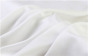 silk-cotton twill fabric