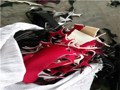 shredding and cutting machine for clothes