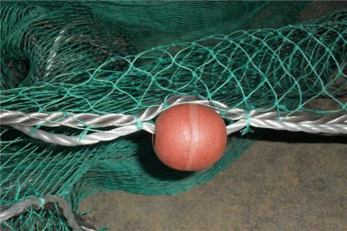 cutting and crushing machine for fishing net