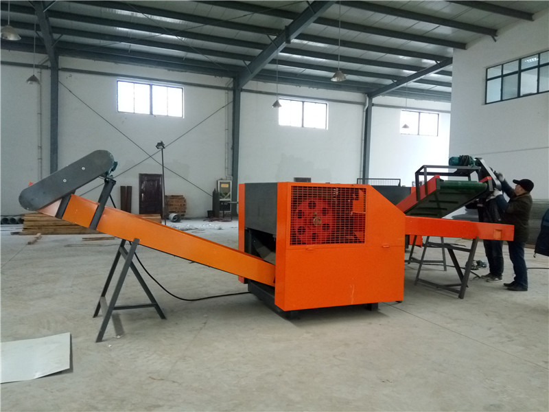 fiber cutting machine for hemp