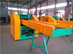 Cutter shredder for fibreglass
