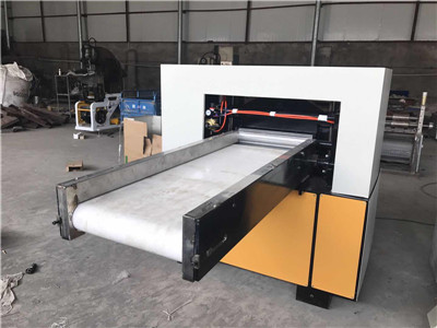 cutter shredder for fiber