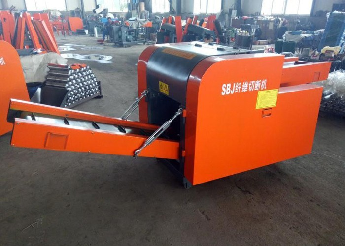 Cutter Shredder Machine For Mineral Fibres
