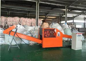 Cutter Shredder Maschine für Schaum