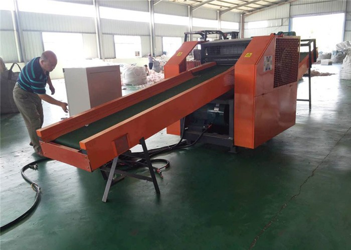 Cutter Shredder Machine For Natural Fibres