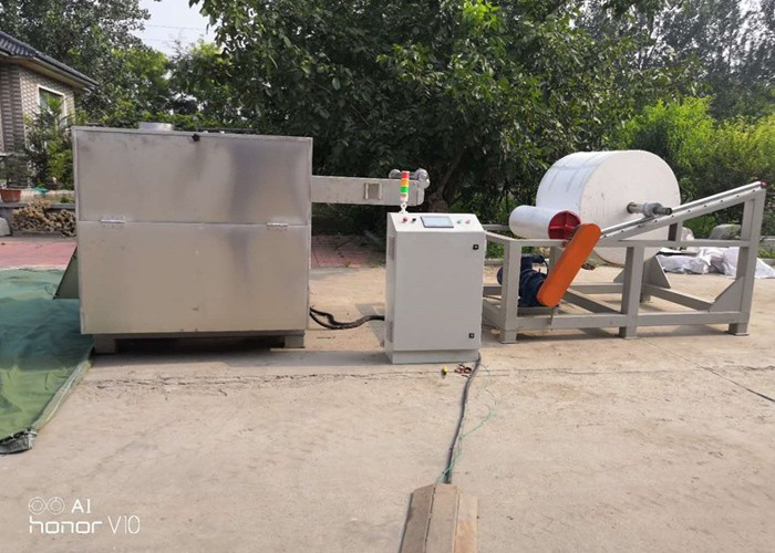 Wood Pulp Paper Cutting Machine