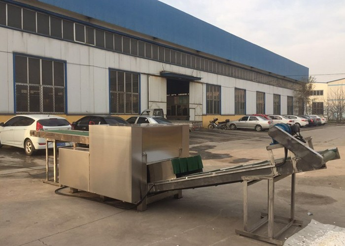 Wood Pulp Paper Slicing Machine