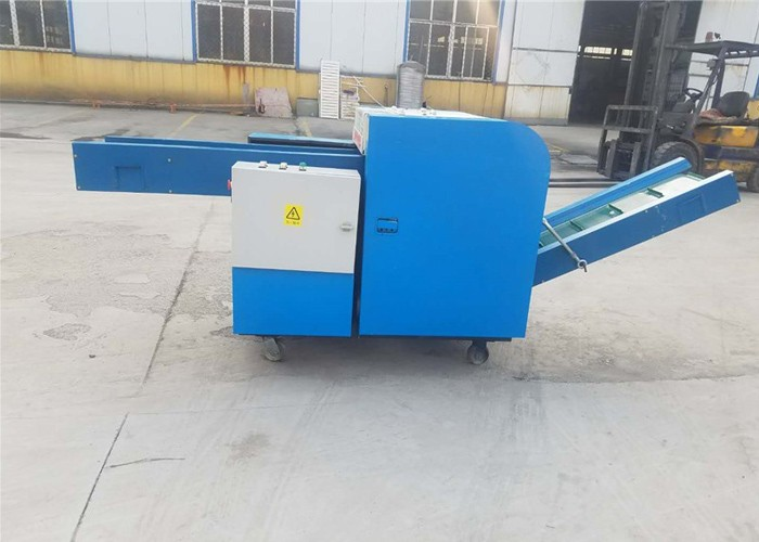 Fiber Cutting Machine For Yarn