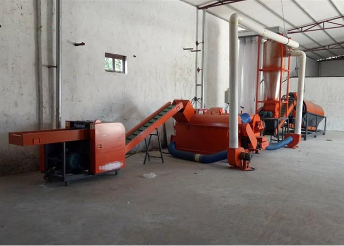 Full-automatic Fibre Diaper Paper Recycling Machine