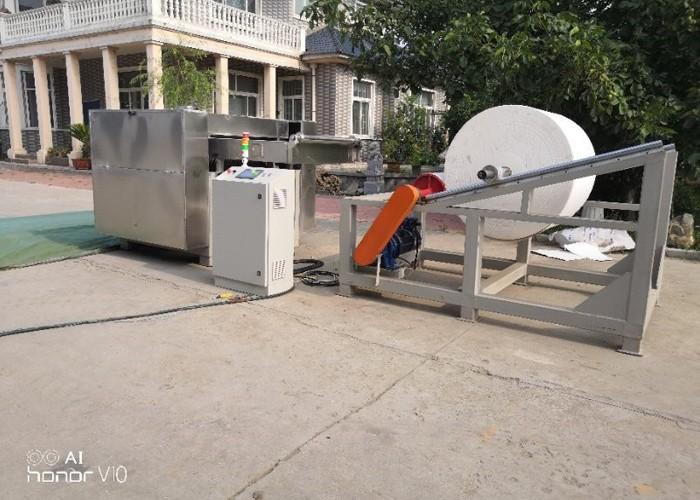 Máquina trituradora y trituradora de cartón